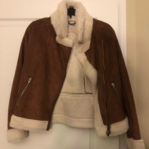LIKE NEW NEVER BEEN WORN CHARLOTTE RUSSE JACKET